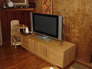 一枚板ボードTV (1)