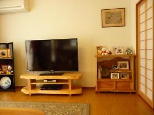 一枚板ボードTV (22)
