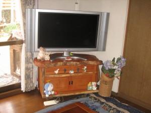 一枚板ボードTV (4)