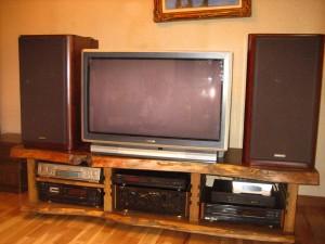 一枚板ボードTV (5)