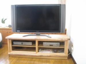 一枚板ボードTV (9)