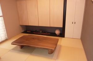 一枚板ローテーブル (32)