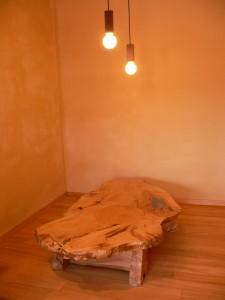 一枚板ローテーブル (37)