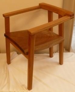 一枚板ソファ椅子 (24)